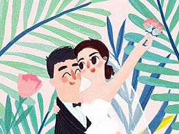 结婚河图-2