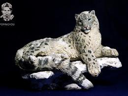 雪豹gk涂装