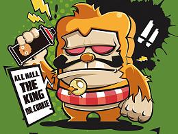 COOKIE卡通形象设计第二波