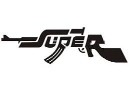 Super战队LOGO设计