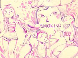 YY的速写本—2014年9月-12月