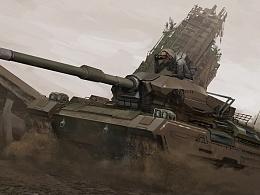 手游 《坦克风云2》   概念场景