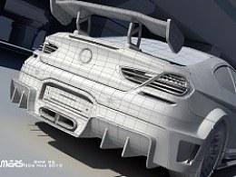 改装BMWM6