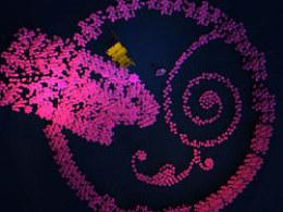 法国乔治·梅里爱动画学院3DIMAX(红蓝)学生练习短片MOON_POP