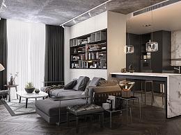 质感创造层次感公寓