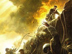 《血战钢锯岭》大陆版海报