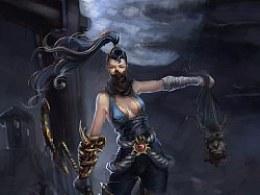 龙殇-----女刺客