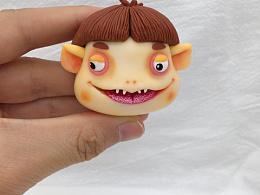 软陶人偶制作2