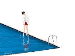 游泳池(9图)