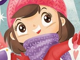 Holika Holika Christmas Card