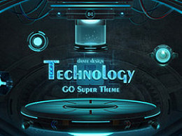 【Technology】GO Launcher super theme