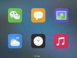 无聊练习 Icon & QQ2014