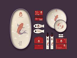 张氏鱼庄品牌形象设计
