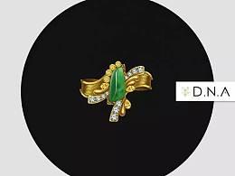 珠宝设计--一石激起千层浪