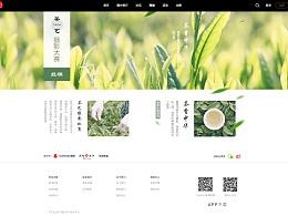 茶网页设计
