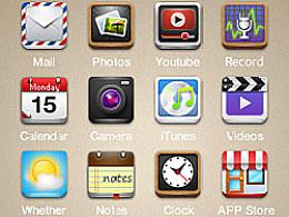 一套iPhone图标