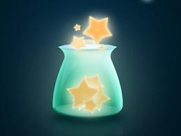 星空许愿瓶