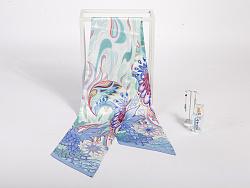 绘木四曲·丝巾设计