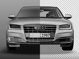 Audi A8L 50TFSI 2014