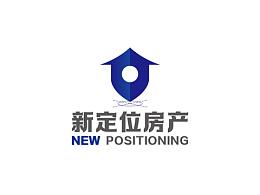 苏州新定位房产logo设计