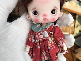 ob 11娃娃展示