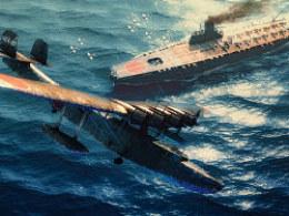 Shinano-巨舰时代系列插图