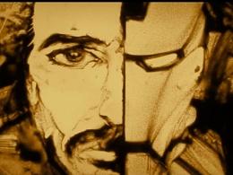 《复仇者联盟2》沙画版
