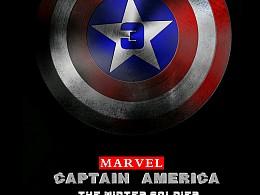 美国队长…