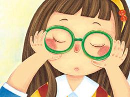 皮皮鲁~绿眼镜~~小绘本