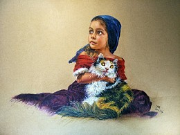 萝莉与猫咪
