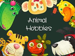动物们的世界