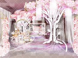 婚礼设计(效果图)