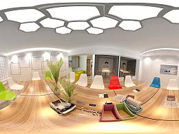 厅设计——可移动全景图