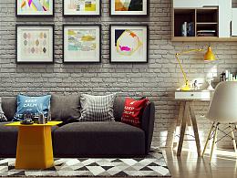 众舍 | zones :「武汉1818中心公寓」