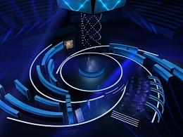 2015亚洲影响力东方盛典 舞台设计