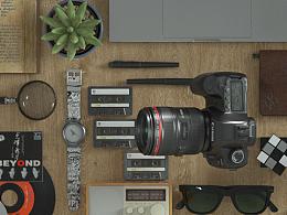 佳能(Canon)EOS 6D Mark II-Dynamic deduction