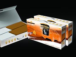 包装设计---智能电动尾门产品包装