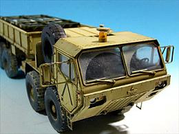 从设计到试车,第一批次美国军卡m977.新手。