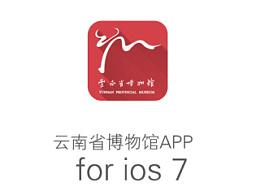 云南省博物馆手机APP概念设计