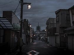 奈良之夜 《微光城市》之九