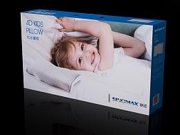 4D小童枕包装