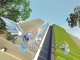 建筑绿化表现(团队作品)