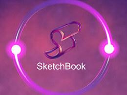草图软件(sketchbook)界面、图标设计