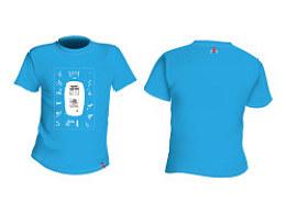 徽文化纪念T恤