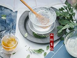 桃胶雪燕皂角米