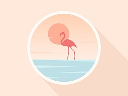20151017.icon.《Flamingo》