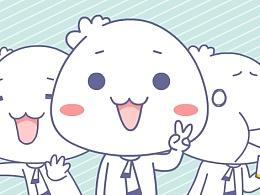 卡通动漫ip推广、图库【接单】微信表情外包---过亿发送量陈小包