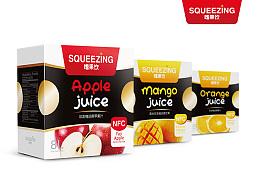 【NFC果汁】包装设计 电商包装设计 快消品包装设计