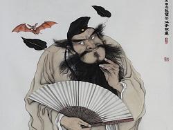 孟玉峰最新国画作品系列
