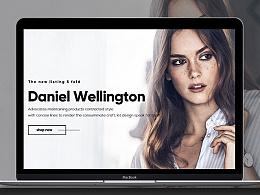 Daniel Wellington(丹尼尔·惠灵顿)手表品牌